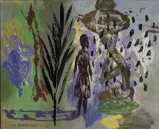 MOHAMMED ABLA (EGYPT, B. 1953)