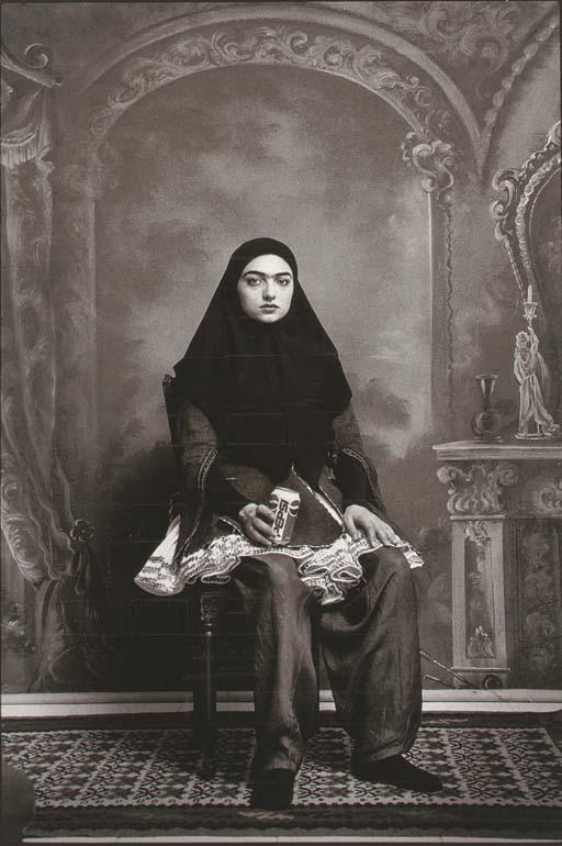 SHADI GHADIRIAN (IRAN, B. 1974