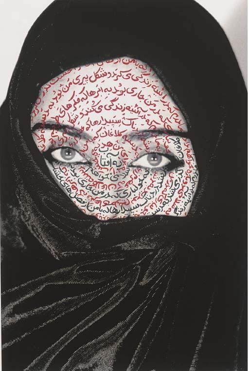 Shirin Neshat (Iran, b. 1957)