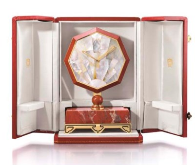 Cartier. A fine, rare and attr