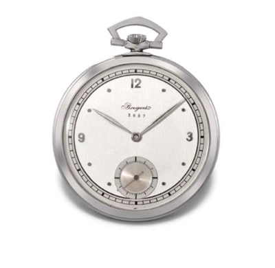 Breguet. A fine and unusual st