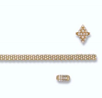 A DIAMOND RING, BY BOUCHERON A