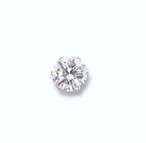 AN IMPRESSIVE DIAMOND SINGLE-S