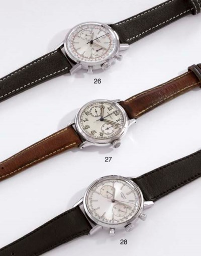 Longines. A fine stainless ste