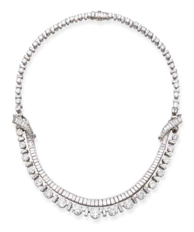 A Diamond Necklace/Bracelet, b