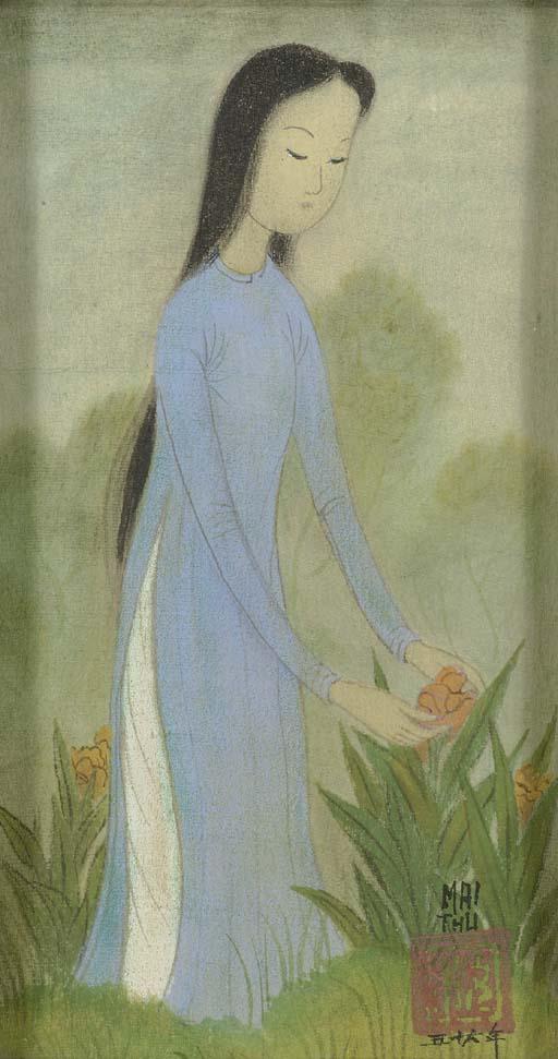MAI TRUNG THU (Vietnam 1906-Fr