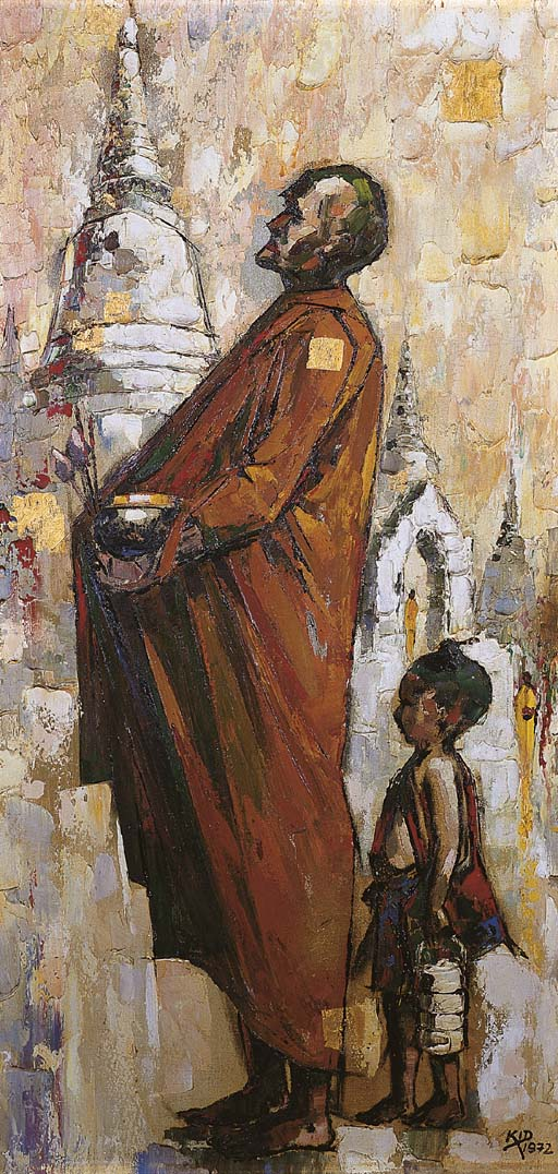 KID KOSOLAWAT (Thailand 1917-1