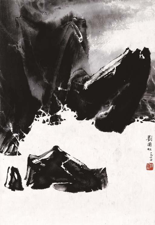 LIU GUOSONG (BORN 1932)