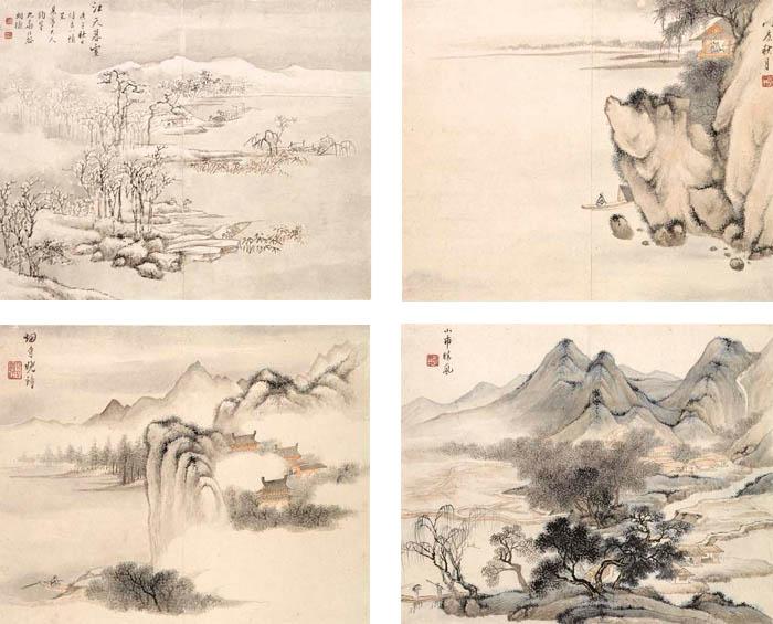 MING JIAN (18TH-19TH CENTURY)
