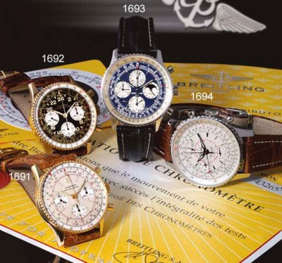 BREITLING. A RARE LIMITED EDIT