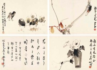 ZHAO SHAO'ANG (1905-1998) AND