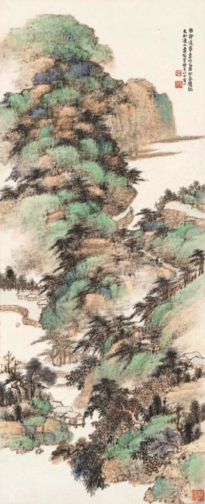 XIAO JUNXIAN (1865-1949)