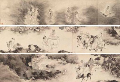 DING YUNPENG (1547-AFTER 1628)