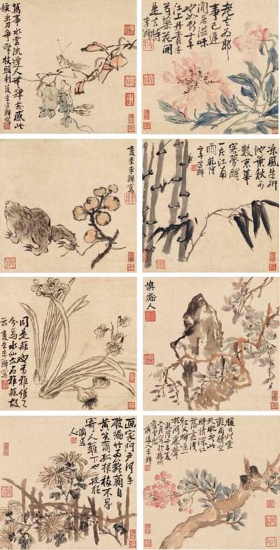 LI SHAN (1686-AFTER 1757)