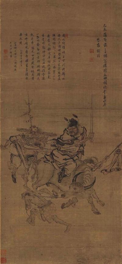 LIU BIN (18TH CENTURY)