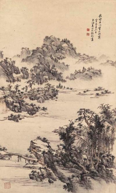 ZHU LUNHAN (1680-1760)