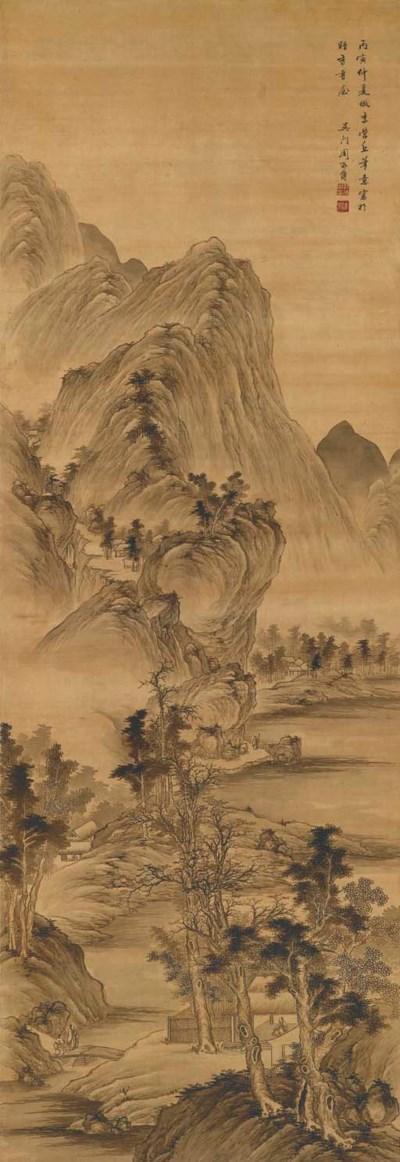 ZHOU KONGCHUAN (1598-1652)