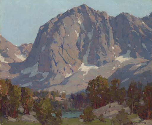 Edgar Alwin Payne (1883-1947)