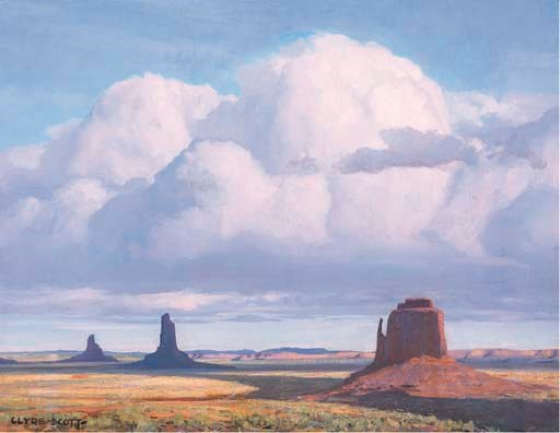 Clyde Eugene Scott (1884-1959)
