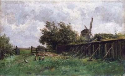 Carlos de Haes (Bruselas, 1826