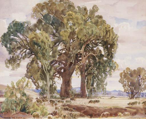 SIR HANS HEYSEN (1877-1968)