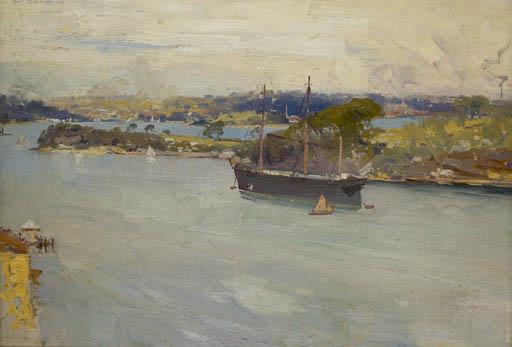 ALBERT HENRY FULLWOOD (BRITISH