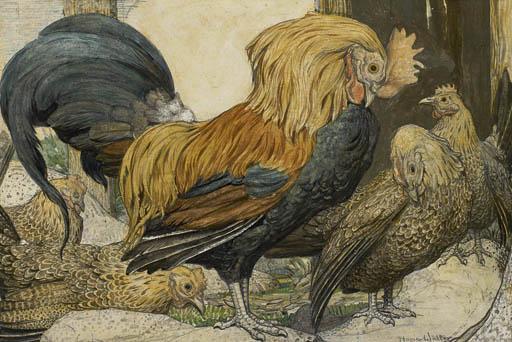 MERVYN NAPIER WALLER (1894-197