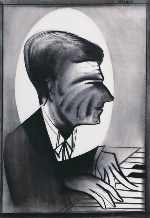 CHARLES BLACKMAN (B. 1928)