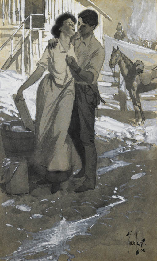 FREDERICK WILLIAM LEIST (1878-