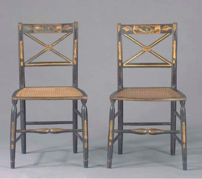 TWO FEDERAL PARCEL-GILT AND EB