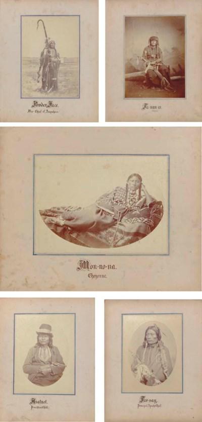 AN ALBUM OF WILLIAM SOULE PHOT