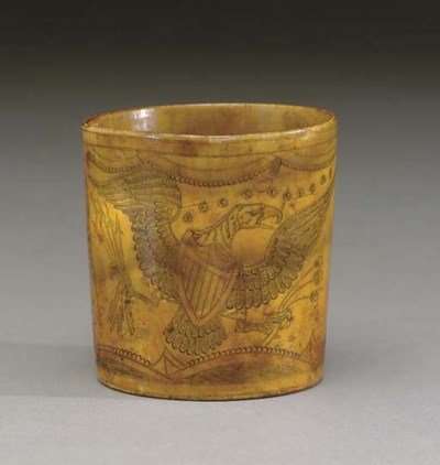 AN INCISED BONE CUP