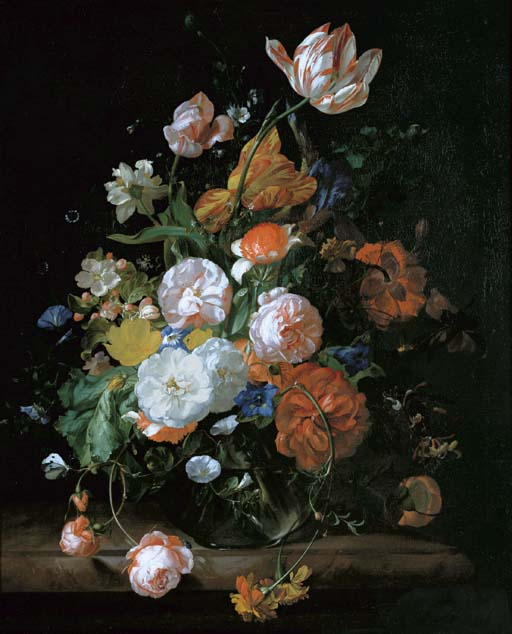 Rachel Ruysch (The Hague 1664-