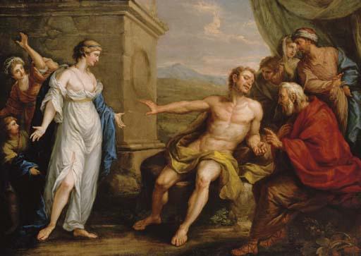 Angelica Kauffman (Chur 1741-1