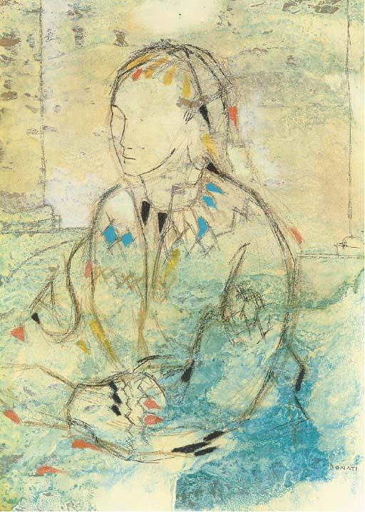 Lazzaro Donati (b. 1926)