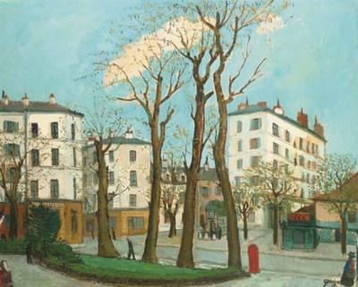 Alphonse Leon Quizet (1885-195