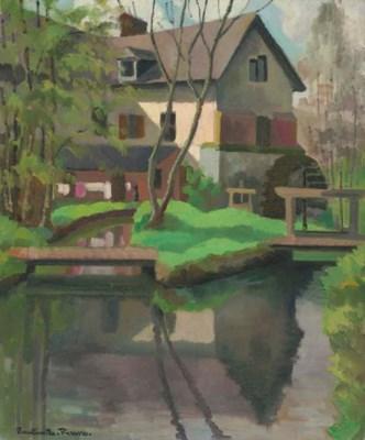 Paulemile Pissarro (1884-1972)