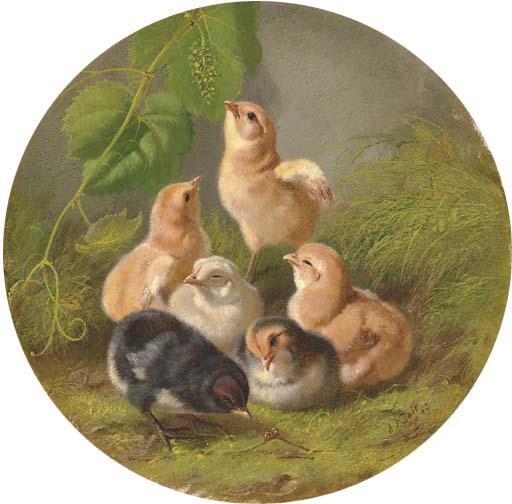 Arthur Fitzwilliam Tait (1819-