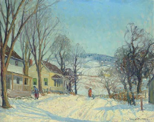 Carl William Peters (1897-1980
