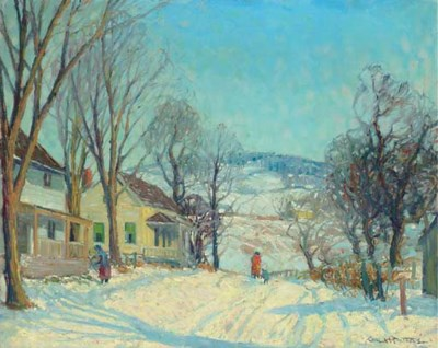 Carl William Peters (1897-1980
