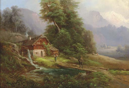 Paul Weber (1823-1916)