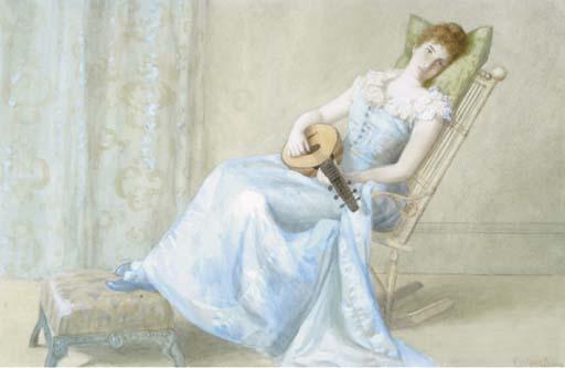 De Scott Evans (1847-1898)