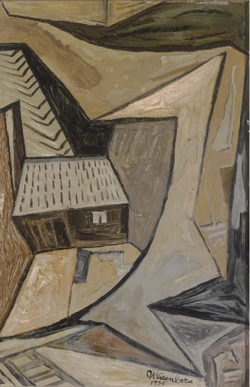 Rudolph Weisenborn (1881-1974)