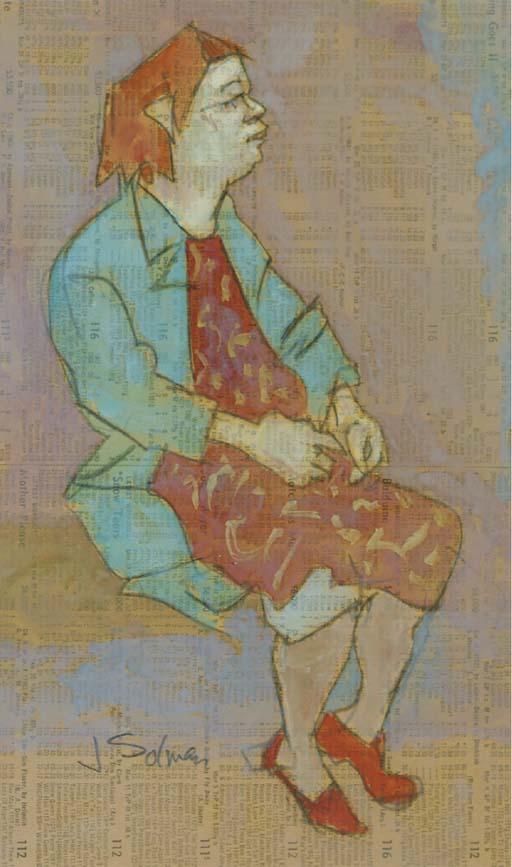 Joseph Solman (b. 1909)