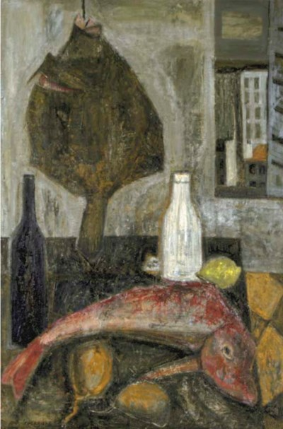 Raymond Guerrier (French, 1920