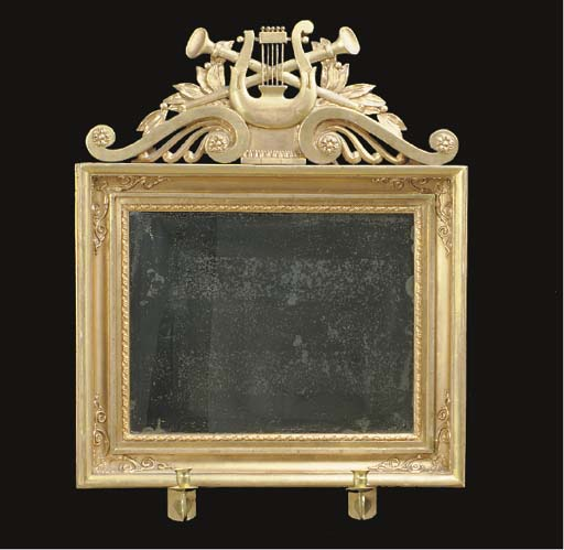 A SWEDISH NEOCLASSICAL CARVED