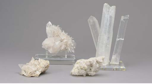 A MISCELLANEOUS GROUP OF ROCK