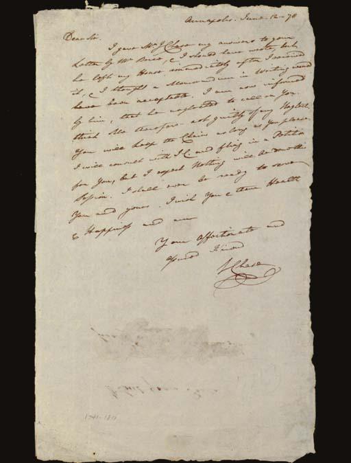 CHASE, Samuel (1741-1811), Sig
