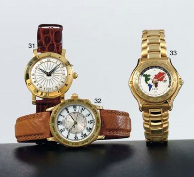 TISSOT. A LIMITED EDITION 18K
