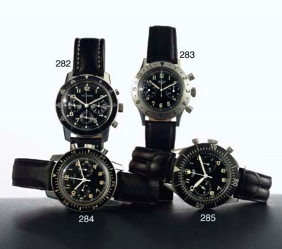 LEMANIA. A STAINLESS STEEL CHR